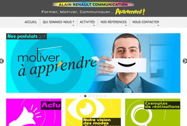 Alain Renault Communication_L'Atelier des Mots